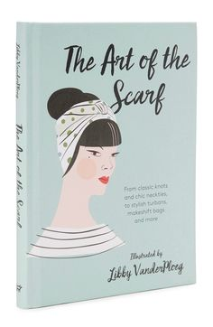 The Art of the Scarf - on my reading list! #fashion #books #readinglist #bookclub