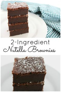 2-Ingredient Nutella