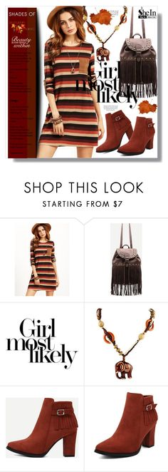 """""""Boho Chic"""" by sans-moderation ❤ liked on Polyvore"""