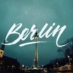 Moved to #berlin recently. Is there anybody who knows about a community of letterers/ typographers?
