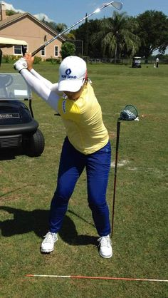 Golf Swing Training Equipment and How To Improve Golf Swing. Indoor Golf Training and Golf Swing Exercises. Best Golf Swing Training Aid and Golf Driving Lessons.