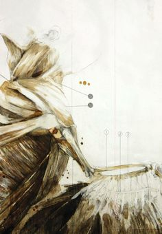 Nunzio Paci Title: If I can't walk I will learn to fly Dim: cm Tecnique: pencil, oil, resins, bitumen on canvas Year: 2012 Nunzio Paci, Learn To Fly, Ap Art, Art Portfolio, Unique Art, Surrealism, Anatomy, Draw, Illustration