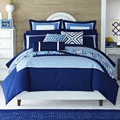 Happy Chic by Jonathan Adler Elizabeth Duvet Cover Set & Accessories - jcpenney....I want this so bad!