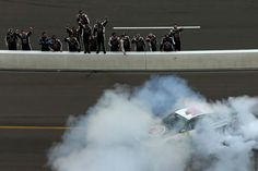 March 2nd, 2014 at Phoenix - Kevin Harvick wins