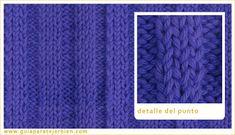 Knitting Stitch Patterns, or combinations of knitting stitches, are a wonderful way to expand your knitting skills. See Knitting Terms an. Knitting Terms, Baby Knitting Patterns, Knitting Stitches, Knitting Projects, Stitch Patterns, Crochet Baby, Knit Crochet, Merino Wool Blanket, Cross Stitch