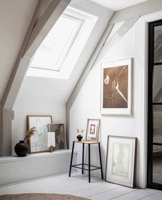 PERSPECTIVES by Anna Johansson featured in this styling for the latest living issue. Wall Decor Design, Artwork Design, Wall Art Designs, Home Interior, Living Room Interior, Interior Decorating, Interior Livingroom, Industrial Wall Art, Ideas Hogar