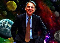 25 grandes frases de Carl Sagan para reflexionar