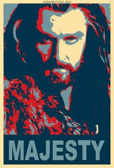 The Magnificent Home of Thorin the Majestic - hilarious and majestic! Thorin Oakenshield, Middle Earth, Tolkien, Lotr, The Hobbit, Hilarious, Comics, Dwarf, Fandom