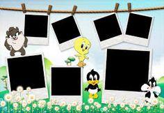 Resultado de imagen para looney tunes para baby shower para imprimir