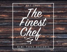 "Check out new work on my @Behance portfolio: ""The Finest Chef // Branding"" http://on.be.net/1dYuRIU"