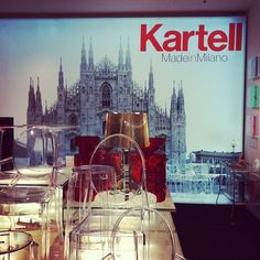 95 best Kartell loves Milano images on Pinterest | Milan italy ...
