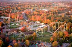 Kings Island Theme Park, Cincinnati, OH