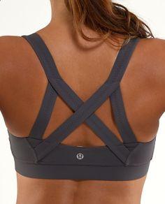 fd38658b37 lululemon sports bra. Pretty. I can wear lulu bras every day all day  Athletic