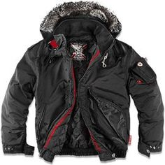 4e67e8d16 Купить Куртка Dobermans Dobermans Aggressive ku25 изображение 1 Dobermany,  Pánska Móda