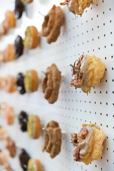 Do-Rite donut wall at #createcultivateCHI