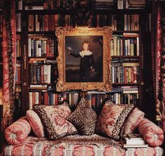 cosy biblioteque...
