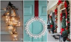 24 bűbájos, kültéri karácsonyi dekoráció