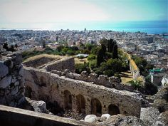 Patras is Greece's third-largest city located in the northwest of Peloponnese, which the core settlement has a history spanning for four millennia and where the relics of the Apostle Andrew, the protector saint of the city, are kept. #Patras #Peloponnese #Greece #Monterrasol #travel #privatetours #customizedtours #multidaytours #roadtrips #travelwithus #tour #landscape #nature #sea #architecture #castle #beauty #beautiful #thisisgreece #tourism #destination #city Patras, The Protector, Day Tours, North West, City Photo, Third, Greece, Tourism, Road Trip