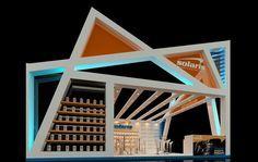Solaris - Exhibition Design on Behance