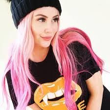 Image Result For Leah Ashe Coloured Hair Dying My Hair Dyed Hair