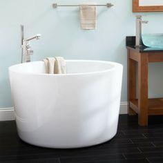 20 Runde Badewanne Designs, die das Bad in ein Paredies verwandeln!
