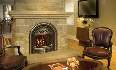Image detail for -Fireplace Inserts - Valor Portrait Series - Windsor Fireplaces Insert Propane Fireplace, Home Fireplace, Fireplace Design, Fireplace Ideas, Direct Vent Fireplace, Fireplace Inserts, Home Design, Windsor, Valor Fireplaces