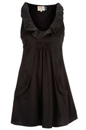 **Frill Neck Tunic by Annie Greenabelle