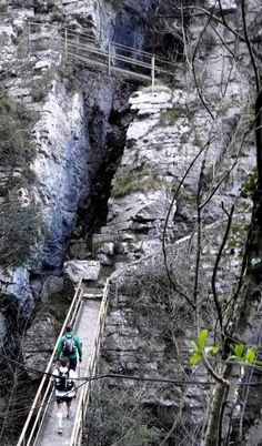 Bassa Via del Garda-Trail am 28.03.2015 - Atemberaubender Trail am Gardasee - Laufbericht von Thomas Eller: http://laufspass.com/laufberichte/2015/gardasee-trail-2015.htm (Cool Art Life)