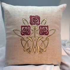 Like Making Arts And Crafts Read Here To Make Making Things Easier 31 – Arts and Crafts Hand Embroidery Designs, Embroidery Stitches, Embroidery Patterns, Art And Craft Design, Art Deco Design, Mackintosh Design, Charles Rennie Mackintosh, Victorian Dolls, Arts And Crafts Movement