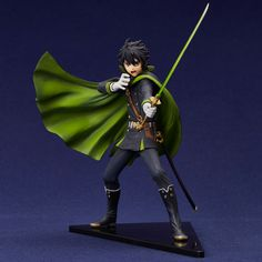 Seraph of the End - Yuichiro Hyakuya - mensHdge technical statue No.21 - Union Creative (Jan 2016) - Statuen / PVC - Figuren - Japanshrine | Anime Manga Comic PVC Figur Statue