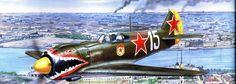 1943 Lavochkin La-5 3 GvIAP Georgi Kostylev - Don Greer