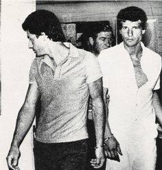 Joey Testa and Anthony Senter Two mob killers Once part of the Roy Demeo Crew Roy Demeo, Mafia Gangster, Life Of Crime, Al Capone, Woman Movie, Tough Guy, Thug Life, The Godfather, True Crime