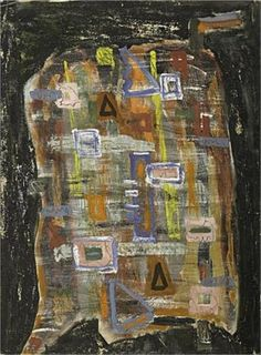 Untitled (Abstraction) - Betty Parsons