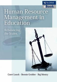 Human Resource Management in Education eBook http://myafrikaans.com/unisa-ebooks/human-resource-management-in-education.html
