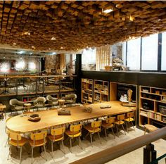 STARBUCKS NEW CONCEPT STORE IN AMSTERDAM.