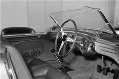 Lancia Aurelia PF200 C Spider (Pininfarina), 1953 - Interior