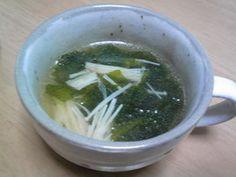 基本の中華スープ #recipe