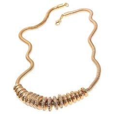 Avon Forever Selected By Paula Abdul Bold Glamour Statement Necklace