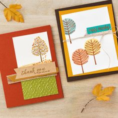 Totally Trees Photopolymer Stamp Set by Stampin' Up!