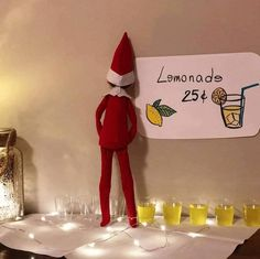 Naughty Elf on the Shelf. This is such a funny Elf Idea that will make the kids laugh! Over 40 of the BEST Elf on the Shelf ideas! Such a fun Christmas tradition that the kids just and these ideas are so fun and cute! Fun Christmas, Christmas Humor, Christmas Carol, Funny Christmas Decorations, Christmas Pranks, Naughty Christmas, Christmas Messages, Christmas Blessings, Christmas Things