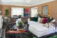 Homepolish designer Katherine Carter returns to Meghan M.'s Los Angeles abode to make the best look even better.