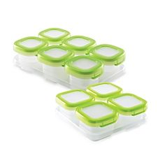 image of OXO Tot® Baby Blocks™ Freezer Storage Containers