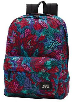 Vans girls SAULO IBARRA BACKPACK VN03DUHFP  SAULO MULTI * Continue to the product at the image link. (This is an affiliate link and I receive a commission for the sales)