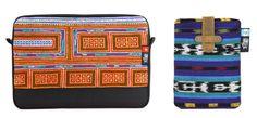 beautiful and fair trade ipad mini and macbook pro cases