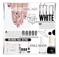 """Fall manicure"" by dolly-valkyrie ❤ liked on Polyvore featuring beauty, Londontown, alfa.K, H&M, Essie, Deborah Lippmann, Christian Louboutin and fallmani"