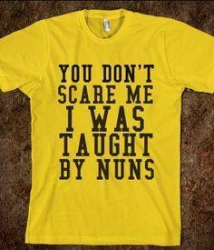 catholic humor indeed! #Catholic #Nuns