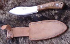 Nesmuk knife and sheath