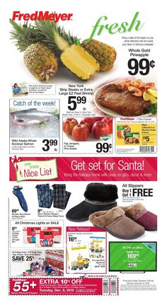 Kroger Weekly Ad December 30 January 5 2016