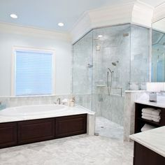 Bathroom Whirlpool Tub Design, Pictures, Remodel, Decor and Ideas - page 2