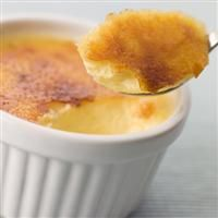 Basic Creme Anglaise and Variations has a multitude of uses in cooking. It is the basis for many baked custard desserts such as Crème Brûlée, Crème Caramel and Rice Custard but is also used as fillings in pies and tarts such as custard tarts.